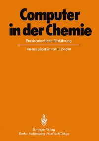 Cover Computer in der Chemie