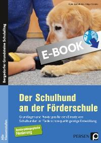 Cover Der Schulhund an der Förderschule