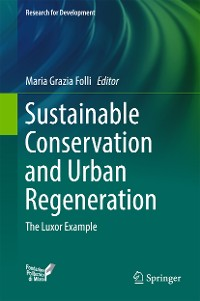 Cover Sustainable Conservation and Urban Regeneration