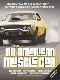 Cover The All-American Muscle Car