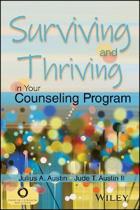 Cover Surviving and Thriving in Your Counseling Program