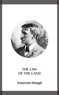 Cover The Law of the Land