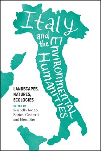 Cover Italy and the Environmental Humanities