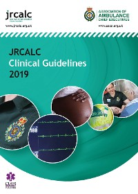 Cover JRCALC Clinical Guidelines 2019