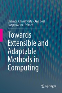 Cover Towards Extensible and Adaptable Methods in Computing