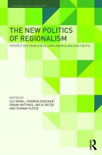 Cover New Politics of Regionalism