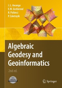 Cover Algebraic Geodesy and Geoinformatics