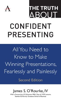 Cover The Truth about Confident Presenting