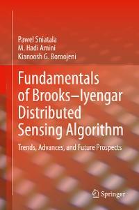 Cover Fundamentals of Brooks–Iyengar Distributed Sensing Algorithm