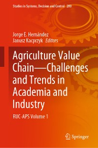 Cover Agriculture Value Chain - Challenges and Trends in Academia and Industry