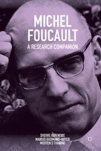 Cover Michel Foucault: A Research Companion