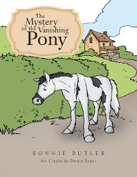 Cover The Mystery of the Vanishing Pony