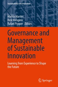 Cover Governance and Management of Sustainable Innovation