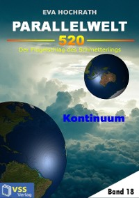 Cover Parallelwelt 520 - Band 18 - Kontinuum