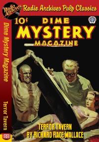 Cover Dime Mystery Magazine - Terror Tavern