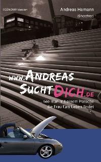 Cover www.AndreasSuchtDich.de Economy-Version