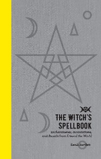 Cover The Witch's Spellbook