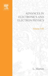 Cover Advances in Electronics and Electron Physics