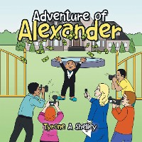 Cover Adventure of Alexander