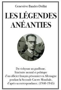 Cover Les légendes anéanties