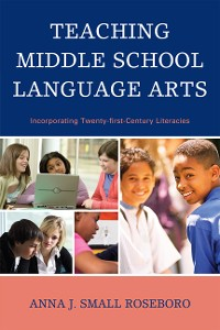Cover Teaching Middle School Language Arts