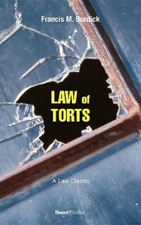 Cover The Law of Torts