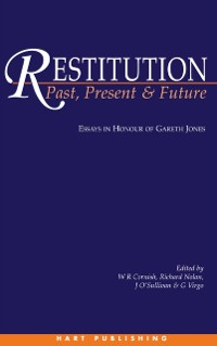 Cover Restitution: Past, Present and Future