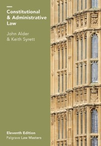 Cover Constitutional and Administrative Law