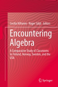 Cover Encountering Algebra