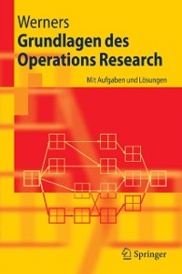Cover Grundlagen des Operations Research