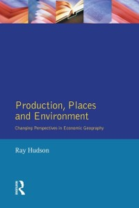 Cover Production, Places and Environment