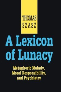 Cover Lexicon of Lunacy