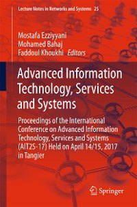 Cover Advanced Information Technology, Services and Systems