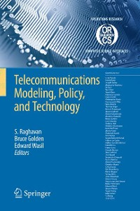Cover Telecommunications Modeling, Policy, and Technology