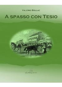 Cover A spasso con Tesio