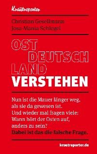 Cover Ostdeutschland verstehen
