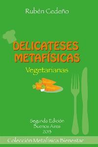 Cover Delicateses Metafísicas Vegetarianas