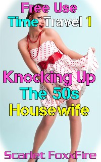 Cover Free Use Time Travel 1: Knocking Up The 50s Housewife
