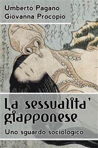 Cover La sessualità giapponese. Uno sguardo sociologico