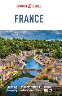 Cover Insight Guides France (Travel Guide eBook)