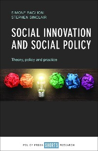 Cover Social innovation and social policy