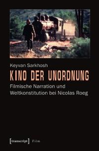 Cover Kino der Unordnung