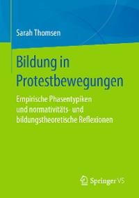 Cover Bildung in Protestbewegungen