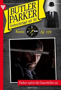 Cover Butler Parker 199 – Kriminalroman
