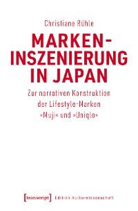 Cover Markeninszenierung in Japan