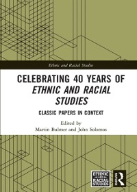 Cover Celebrating 40 Years of Ethnic and Racial Studies