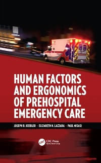 Cover Human Factors and Ergonomics of Prehospital Emergency Care