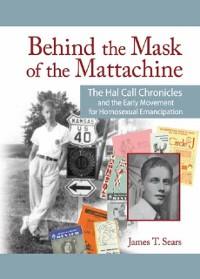 Cover Behind the Mask of the Mattachine