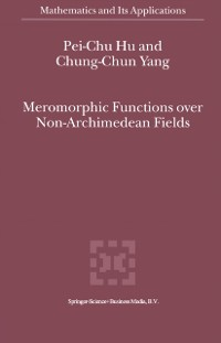Cover Meromorphic Functions over Non-Archimedean Fields