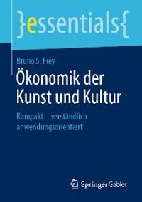 Cover Ökonomik der Kunst und Kultur